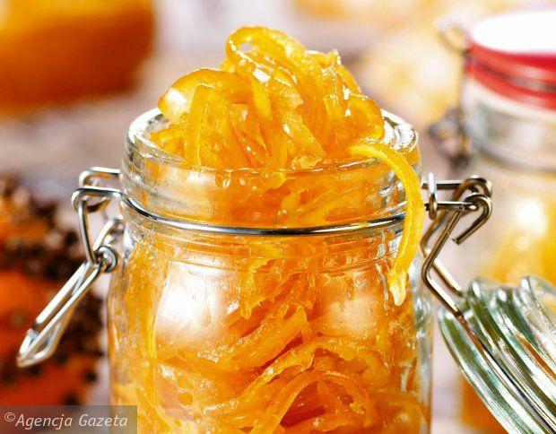 Smak i zapach pomarańczy zamknięte w słoiczku. Łasuchy uwielbiają ją w ciastach (nie tylko świątecznych) i jako coś słodkiego na ząb.