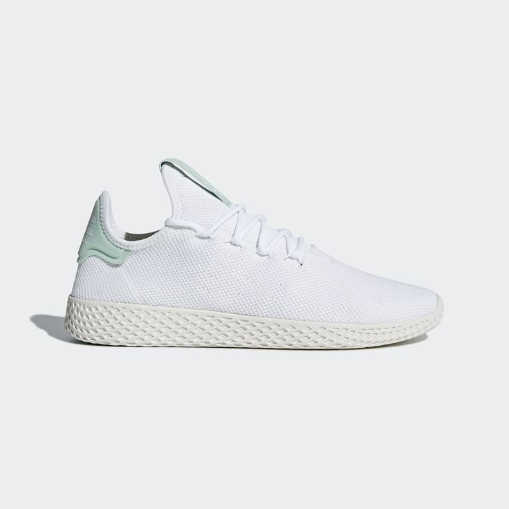 Shop for Pharrell Williams Tennis Hu Shoes - White at adidas.be! See all