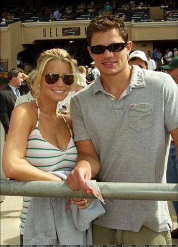 Jessica Simpson & Nick <3