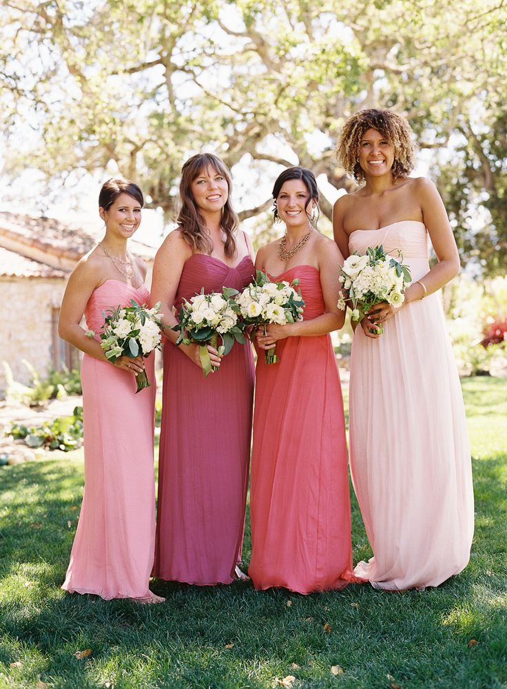 The 197 best Bridesmaids images on Pinterest | Bridesmaids, Flower ...