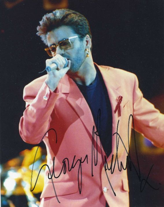 Freddie Mercury Tribute Concert. George Michael just stole the show on the day of the greatest concert in the history of mankind.