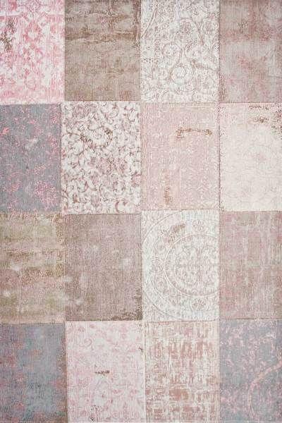 Karpet Cameo Collection Multi Bolshoi Pink 8238