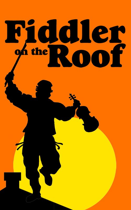 Find This Pin And More On Fiddler On The Roof   Logo Images By Manny802.