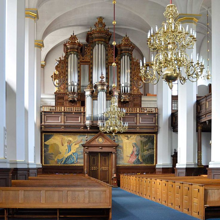 The Church of the Holy Ghost · Copenhagen Marcussen