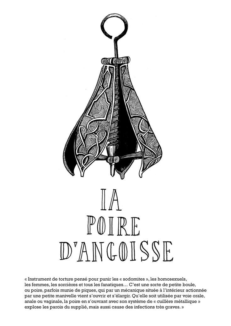 LA POIRE D'ANGOISSE
