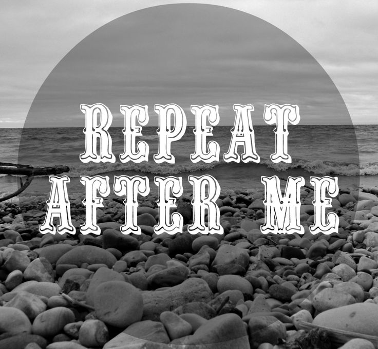 Repeat-After-Me Songs (or Call and Answer Songs) are camp songs in which the leader (or part of the group) calls out a line of the song and the rest of the group repeats it back to them. Singing a ...
