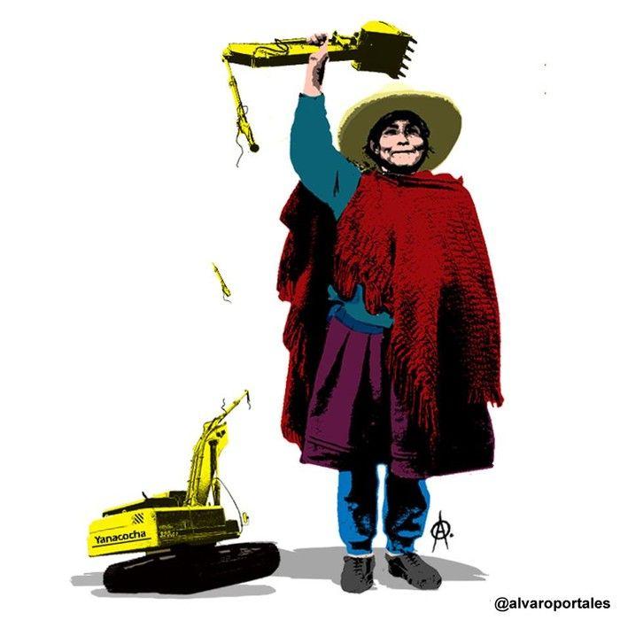 """¿Es Máxima Acuña una """"invasora"""" de terrenos que ha engañado a sus defensores? ¿O hay algo que nos falta saber respecto al funcionamiento de la pequeña propiedad rural? La investigadora Marisa Remy nos ayuda a despejar las """"sombras"""" que se ciernen sobre el litigio de tierras que sostiene con una familia cajamarquina la empresa minera Yanacocha."""
