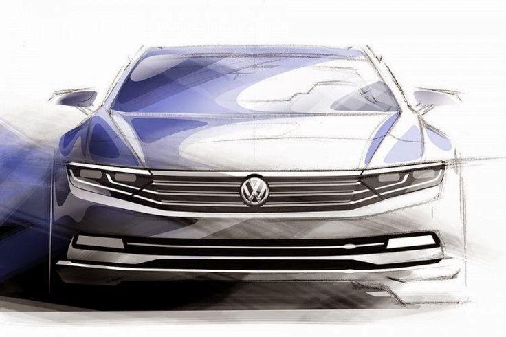 Volkswagen Passat Terbaru