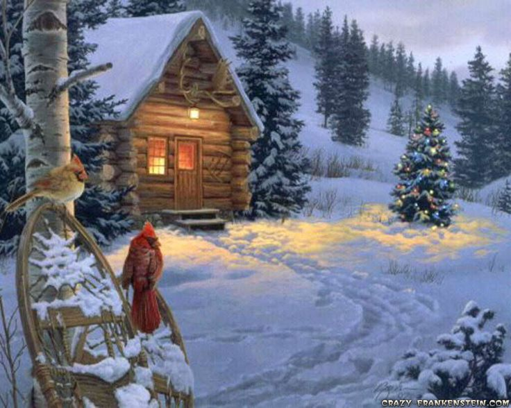 christmas scenes photos - Google Search