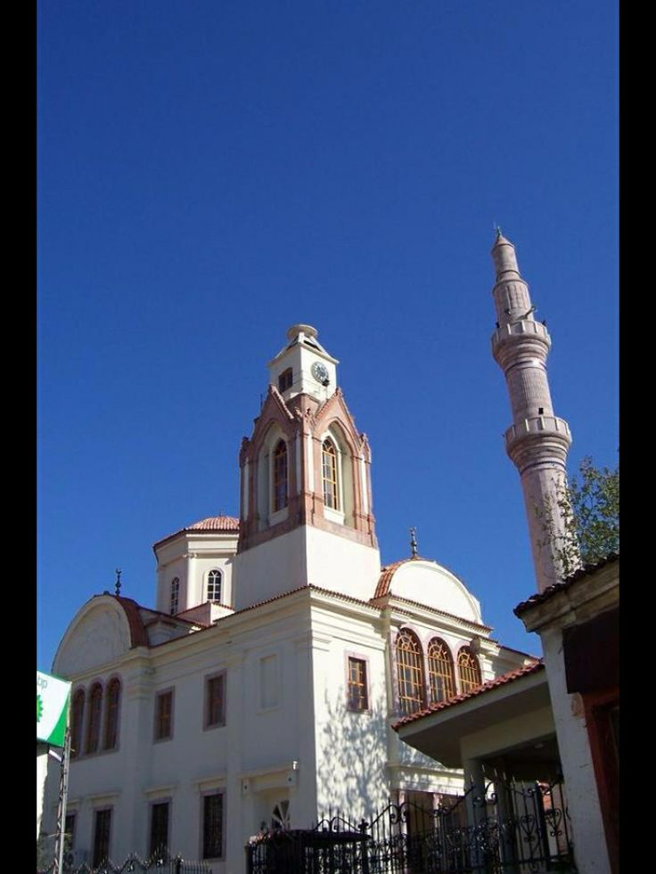 Ayvalık Saatli Cami