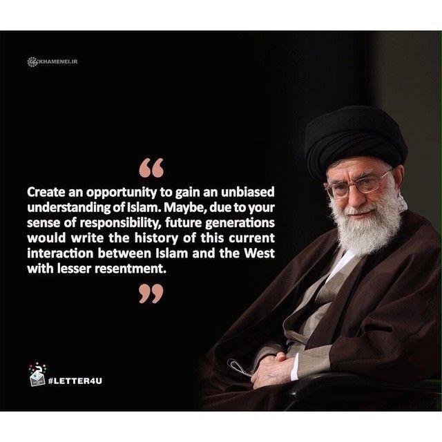 read this letter : http://farsi.khamenei.ir/ndata/news/28731/index.html#en #letter4U #instadaily #instalike #america #usa #france #paris #instamood #instacool #instagood #motivation #lovely #life #truth #happiness #girls #guys #tagsforlikes #true #wisdom #peace #positivevibes