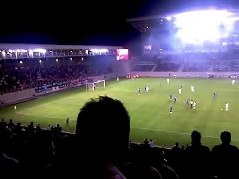 ΑΕΛ-Ατρόμητος 2-1  (Φιλικό 3-9-2011 για Μπαχράμη)  Μοναχά Λάρισα