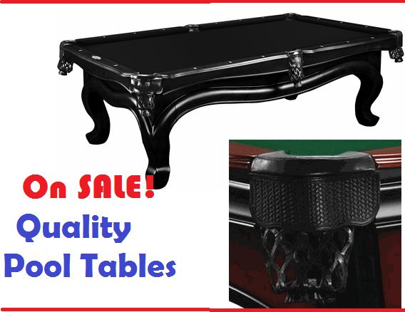 Delightful I Found A Place Where To Buy Pool Tables Online. The Store Offers Several  Options