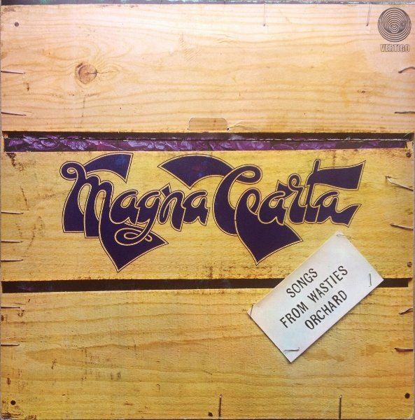 Magna Carta - Songs From Wasties Orchard - Front
