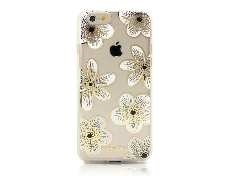 Lenntek Sonix Clear Case for iPhone 6 - the case I ordered with my gold iPhone 6. Super cute!
