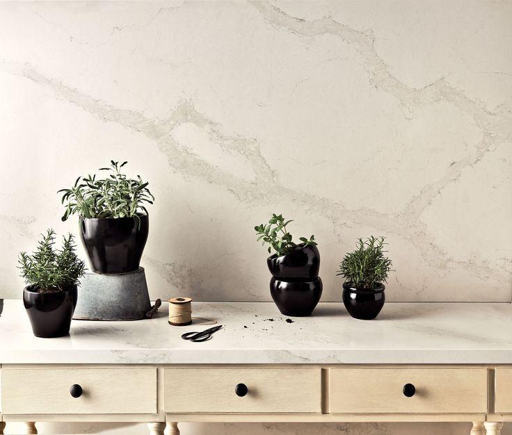 5131 Calacatta Nuvo™ - Caesarstone Calacatta Nuvo- Affordable option to Calcutta Marble