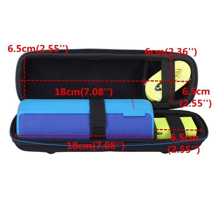 Portable Storage Carry Bag Hard Case Box Pouch For Logitech UE BOOM 2 1 Speaker Sale - Banggood.com