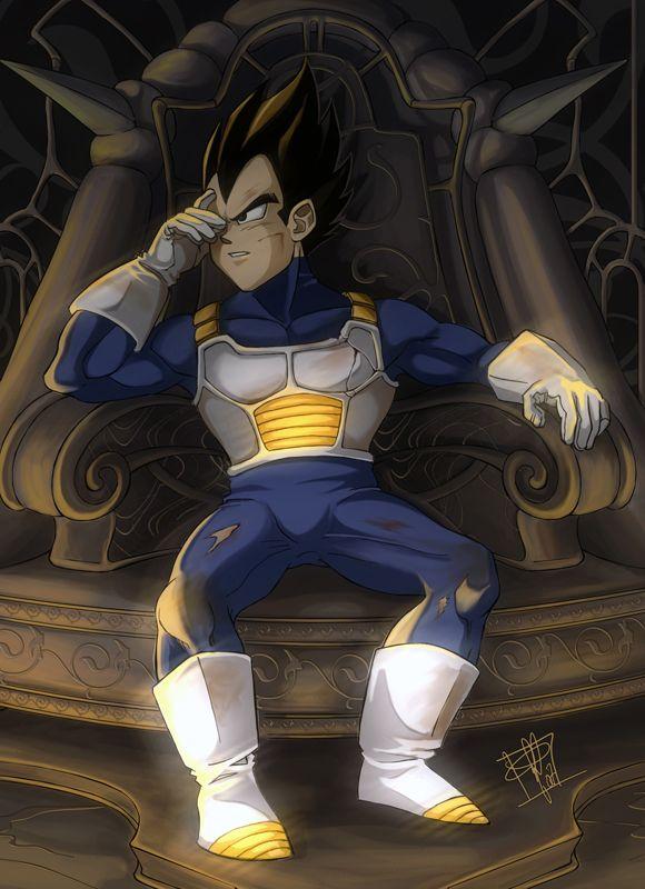 Prince Vegeta ♥