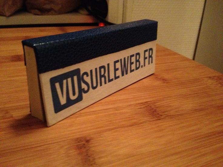 vusurleweb.fr en mode post-it