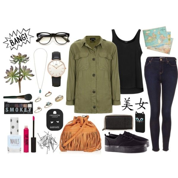 """Day 5"" by marindanp on Polyvore"