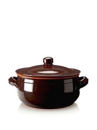 65% OFF COLI Round Lidded Sauce Pan (Brown)