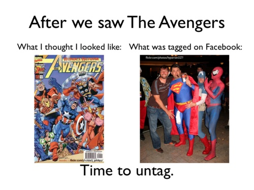 #Avengers madness? Ummmm was that you? Really?