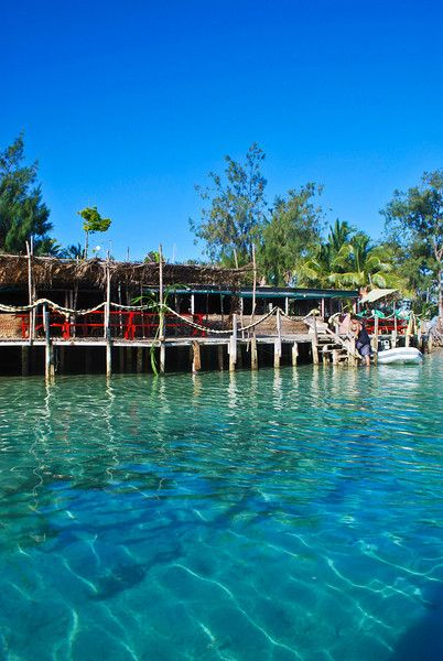 Pangaimotu Resort, Tonga - The only place in Tonga open for business on Sundays