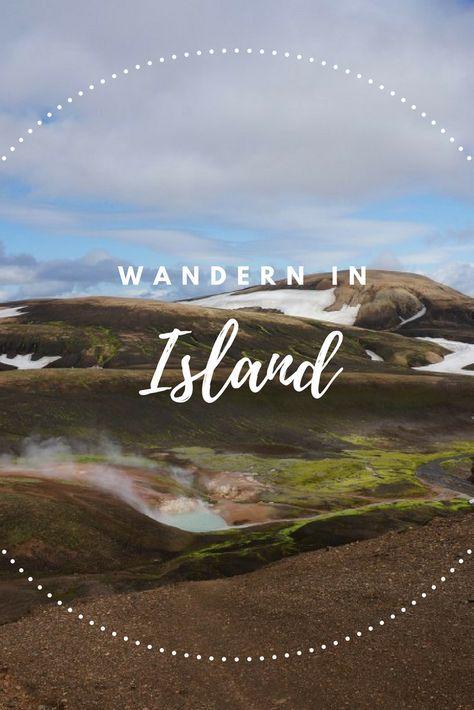 Island mit Kindern – Wandern im Land der Elfen und Trolle. #wanderlust #island #wandern