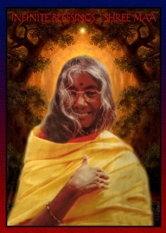 SHREE MAA SPEAKS ON GURUS: And the power of unconditional love. http://www.shreemaa.org/shree-maa-sings-episode10-shree-maa-on-gurus/