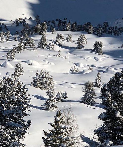 Skigebiet Nauders, Österreich Foto: Peter-L. Meier, Wandermagazin SCHWEIZ