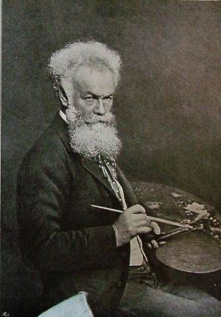 Mihály MUNKÁCSY (1844-1900), Hungarian painter. Search the internet for his fantastic works.