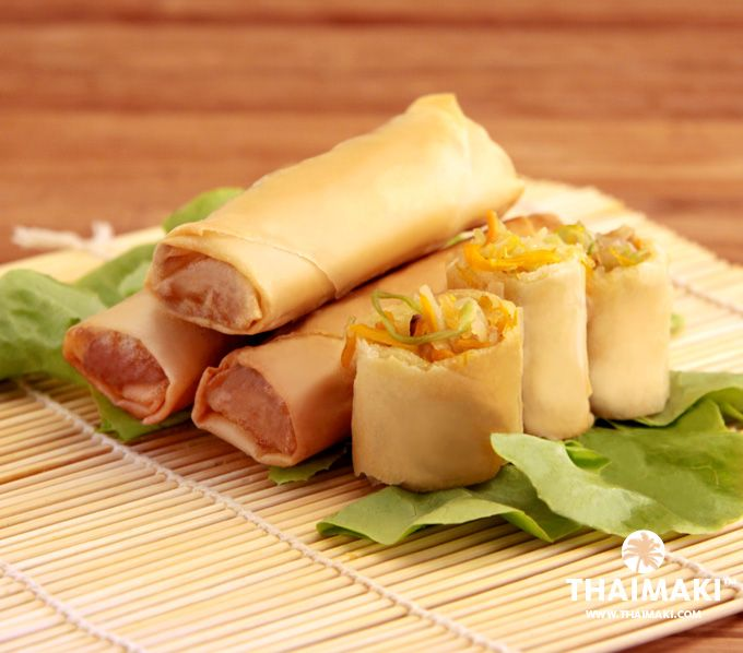113 best thai food recipes images on pinterest asian recipes thai rouleaux de printemps via thaimaki thai food recipe forumfinder Gallery