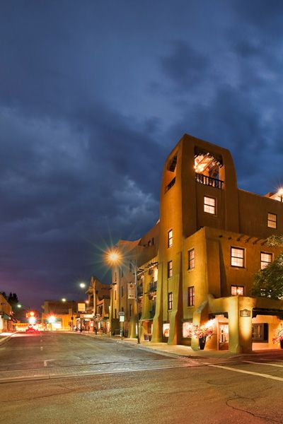 What to eat, where to stay, and what to do in Santa Fe, New Mexico. New Hotel Project Designs