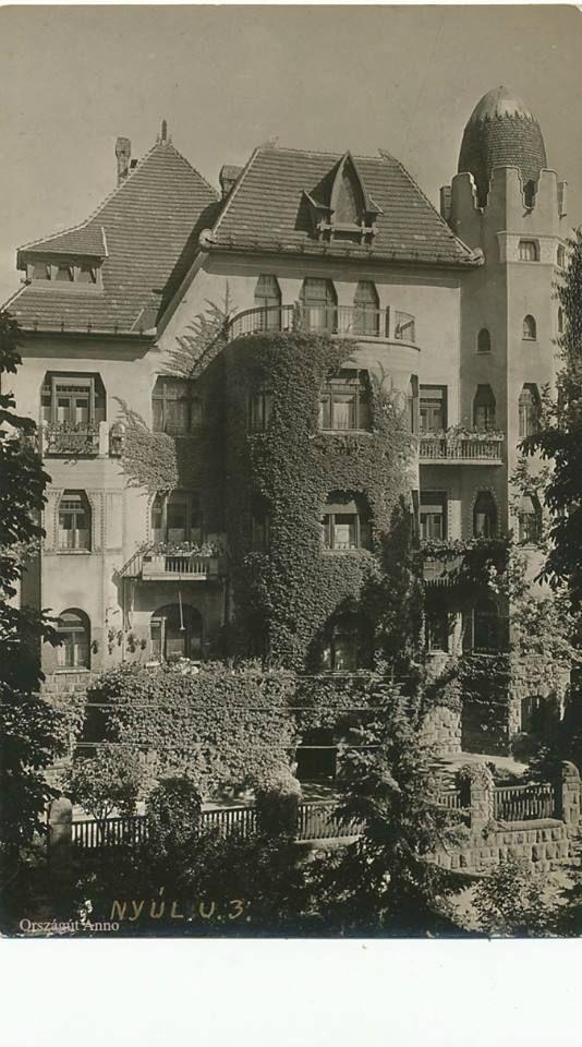 Nyúl utca 3 (1930-as évek)