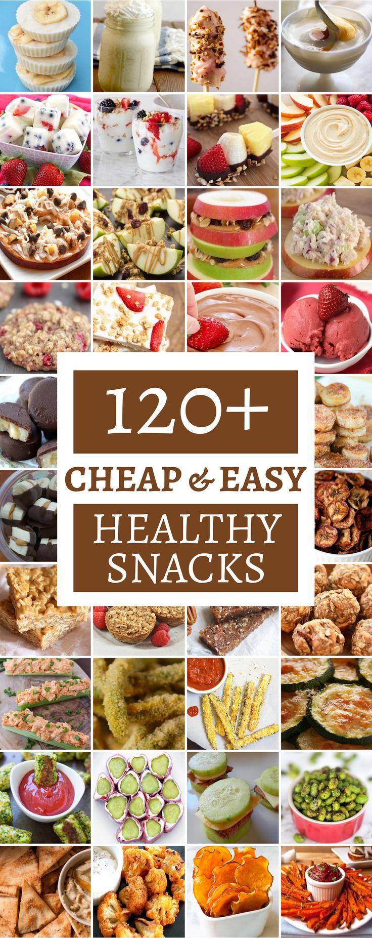 Best 20 Cheap healthy snacks ideas on Pinterest Cheap easy