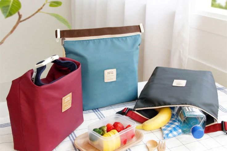 Insulated Thermal Tote Lunch Bag deal in Kitchen Get an insulated lunch bag and tote pouch!  Store your sandwiches, snacks and more!  Full thermal insulation.  Fully zipped closure.  Keeps your food fresh! BUY NOW for just £3.99