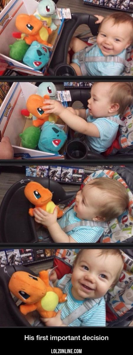 His First Important Decision#funny #lol #lolzonline