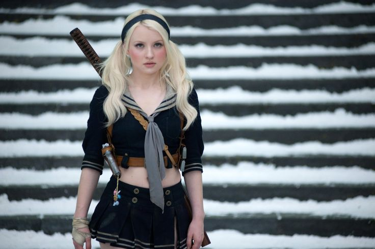 Emily Browning in Sucker Punch