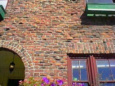 clinker brick details architecture Pinterest
