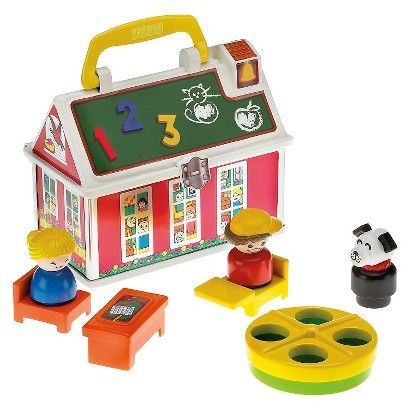 Fisher Price Little People 50th Anniversary Play N Go