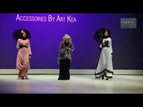 Indonesia Fashion Week 2013   Fashion Parade Infinitely Covered Lia Soraya