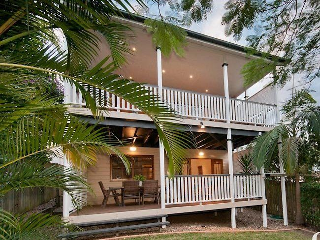 Renovated Queenslander in Bardon, Brisbane