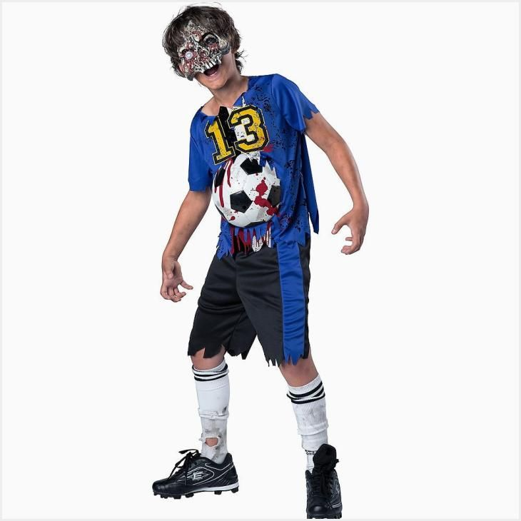 Soccer Zombie Costume Boys Soccer Player Zombie Costume Boys Soccer Player Zombie Costume P Design Of Soccer Zombie Costume Ideas To Decor Your House And Ma Di 2020