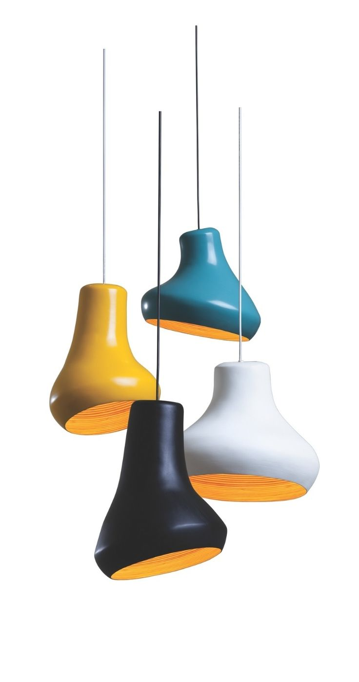I love the oblong shapes, they look different every time you look at them. #Lighting#Design