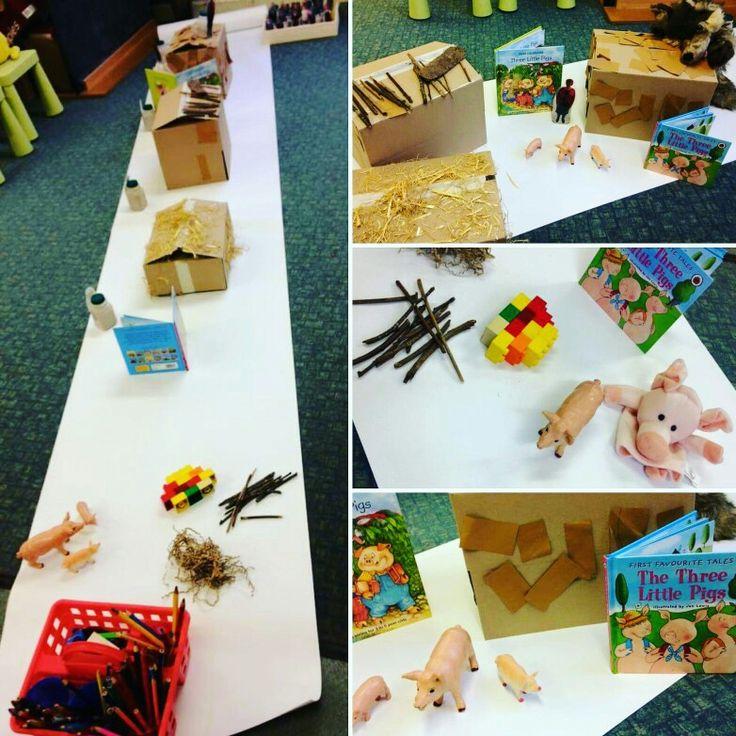 Talk for writing activities eyfs classroom