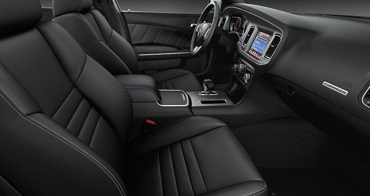 2014 Dodge Charger Redline Features Cloth Sxt Or Nappa Leather Trimmed Sxt Plus Sport Seats
