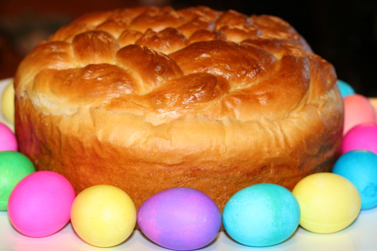 Ukrainian Easter (Paska) Bread | foodskop