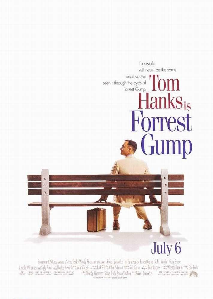 Forrest Gump ~ true CLASSIC!!