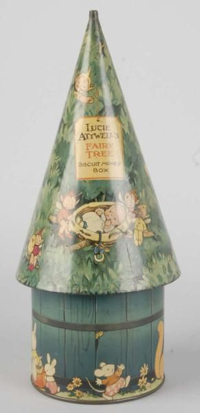 Lucie Attwell's Fairy Tree bank......Really Really Really wish I could find one of these. Cutest thing ever