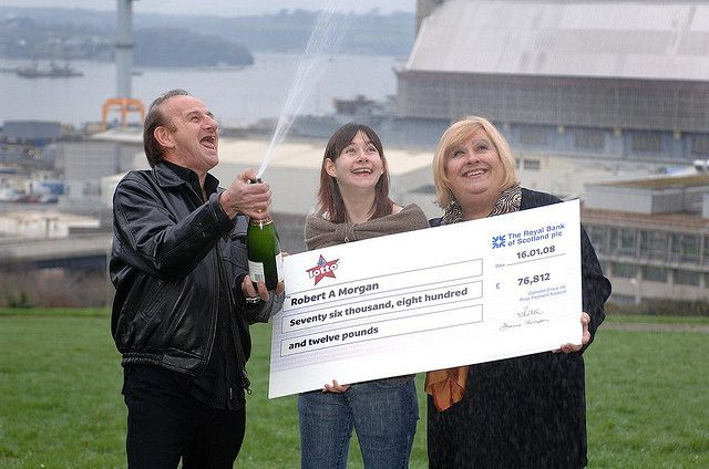 Metal Worker Gets Minted After Lotto Win Try to triumph in the lotto, play a ticket each and every seven days.